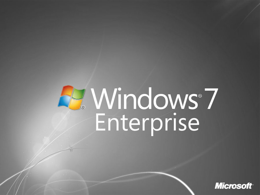 Windows  Enterprise Wall  By Randydorney X