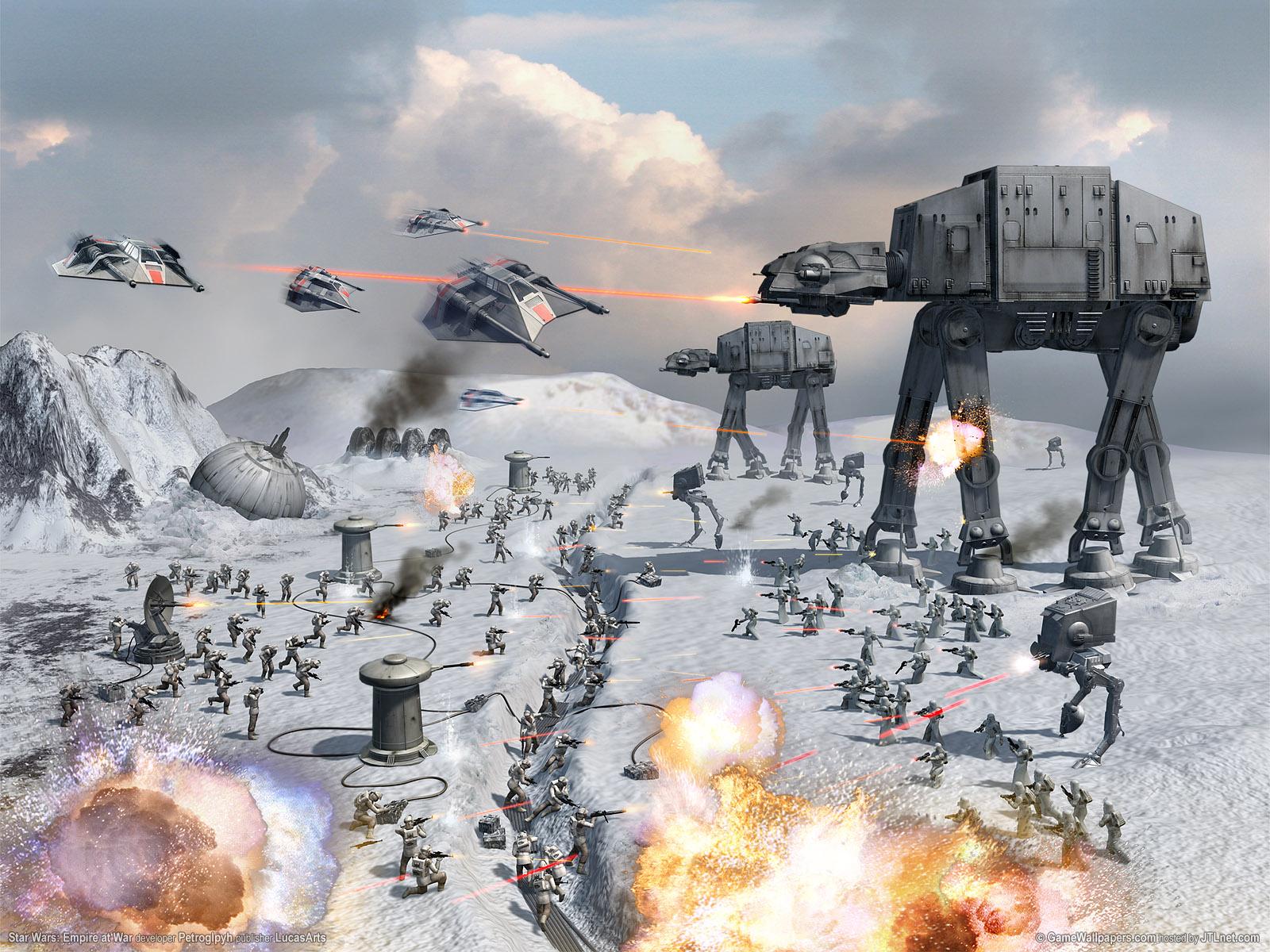 Star Wars Empire at War wallpapers Star Wars Empire at War stock 1600x1200