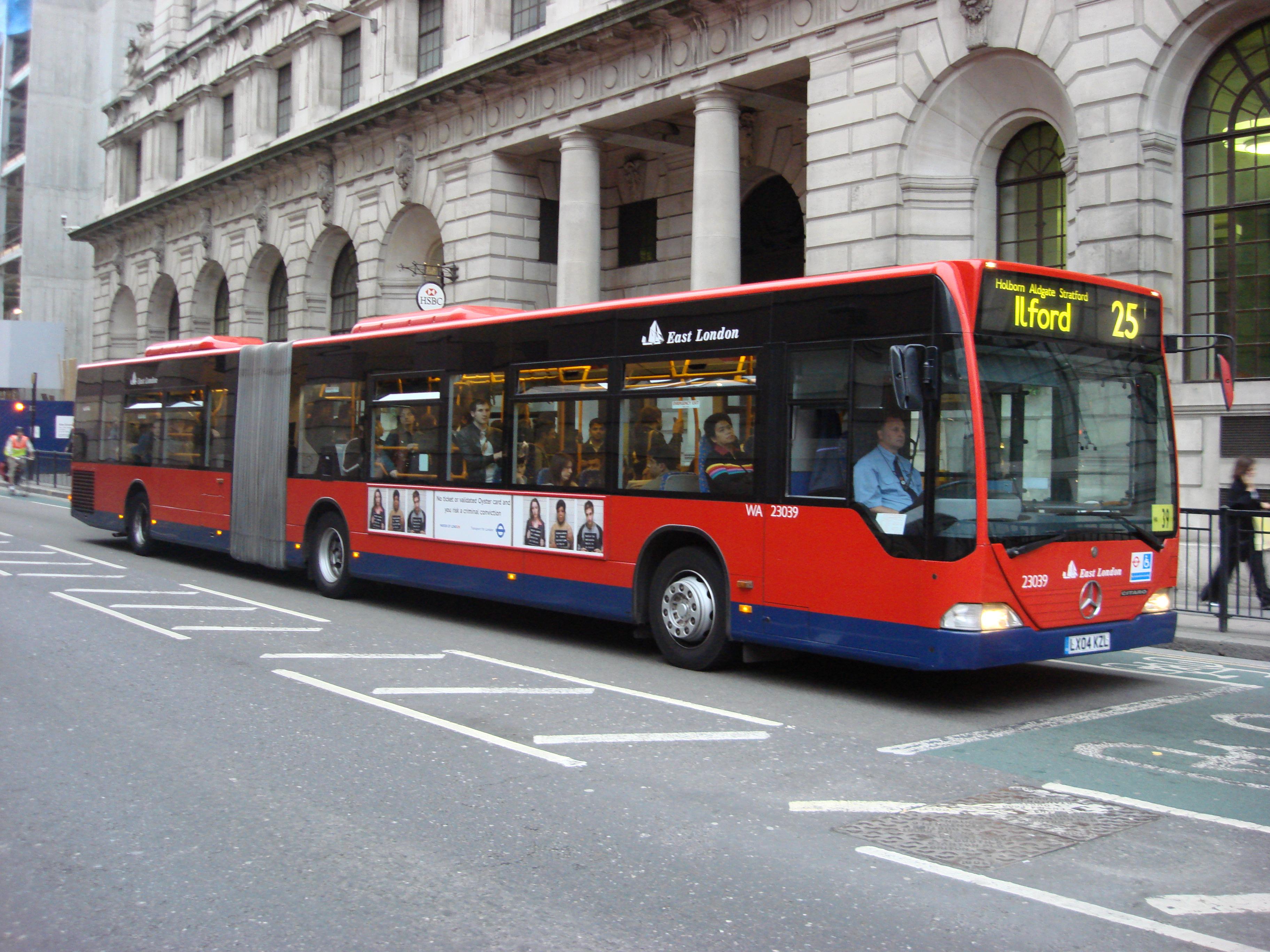 FileLondon Bus route 25jpg   Wikipedia the encyclopedia 3648x2736