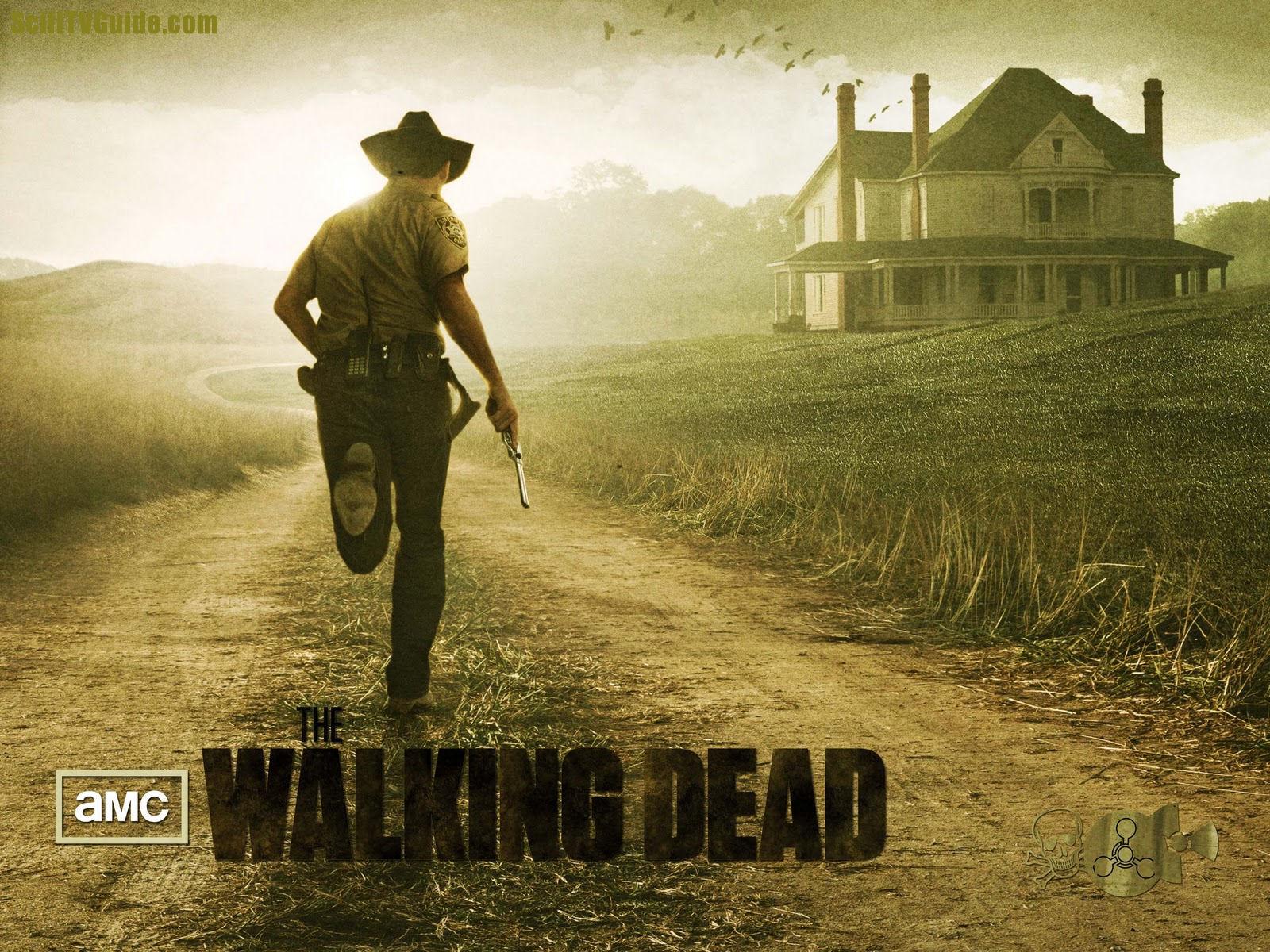 The Walking Dead Wallpapers: The Walking Dead HD Wallpaper