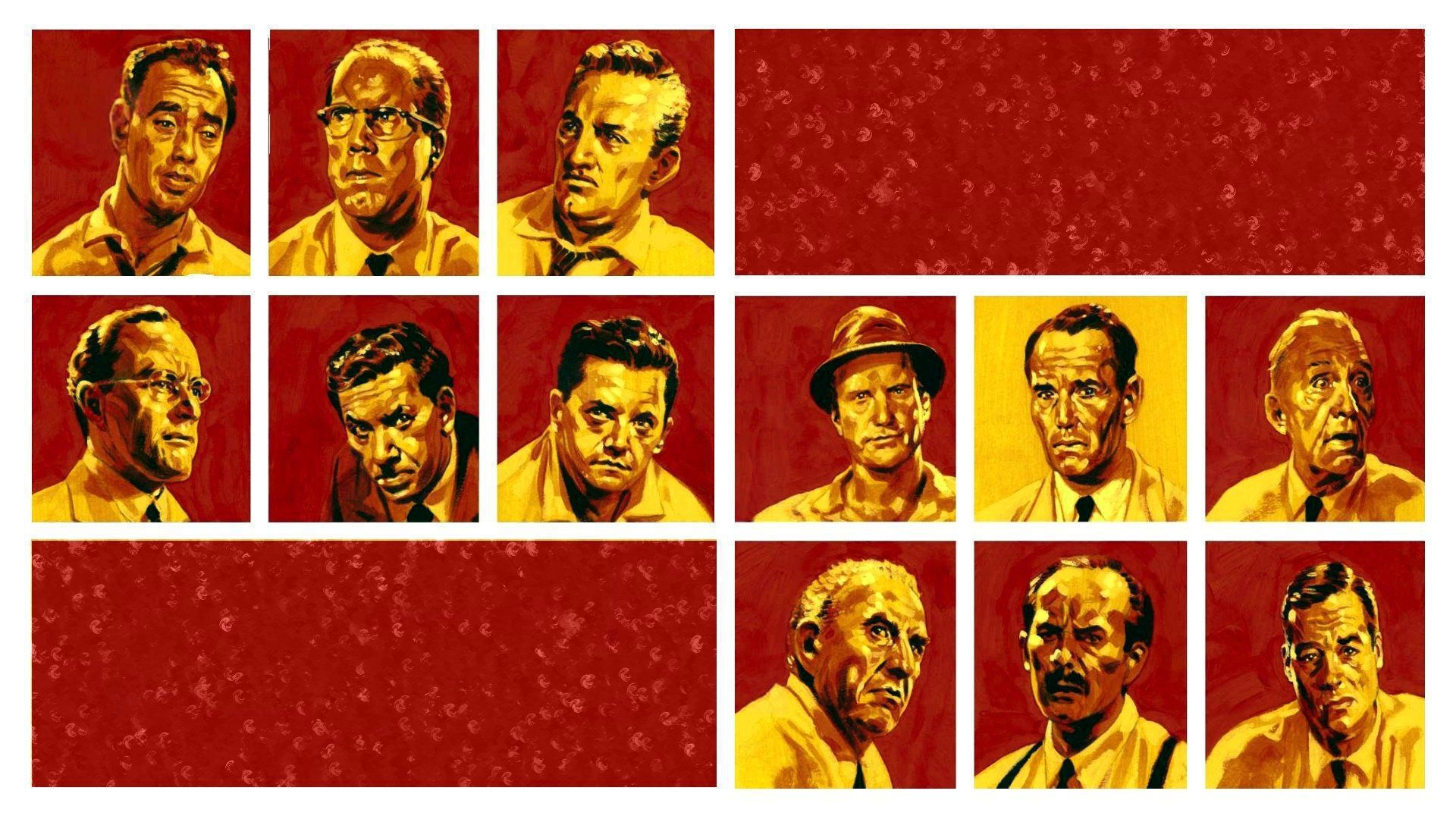 12 Angry Men Wallpapers HD 1920x1080