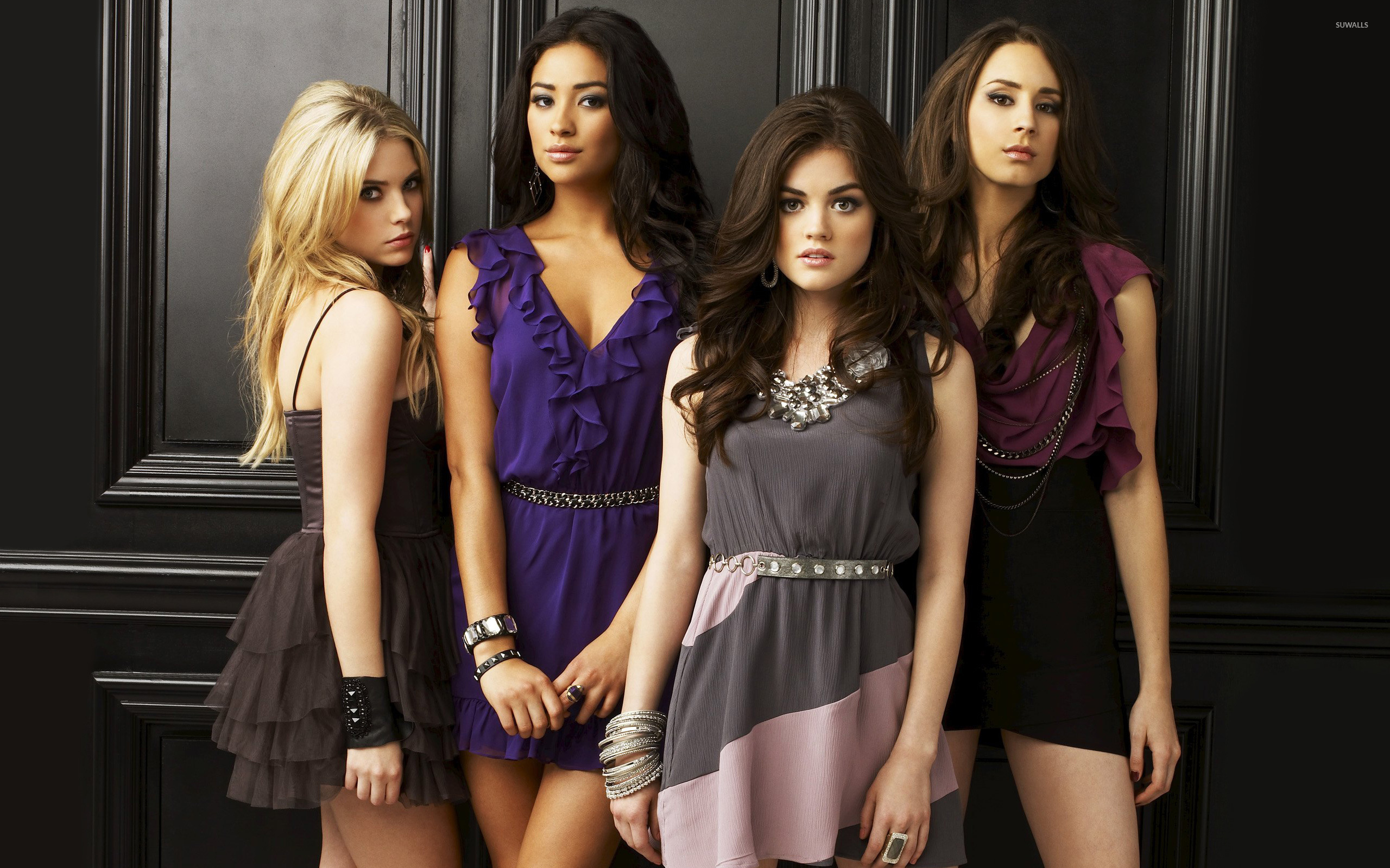 Pretty Little Liars wallpaper   TV Show wallpapers   8363 1280x800
