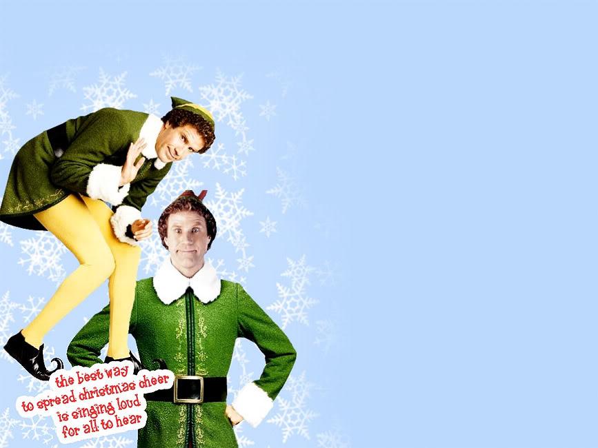 Elf Movie Wallpaper 867x650