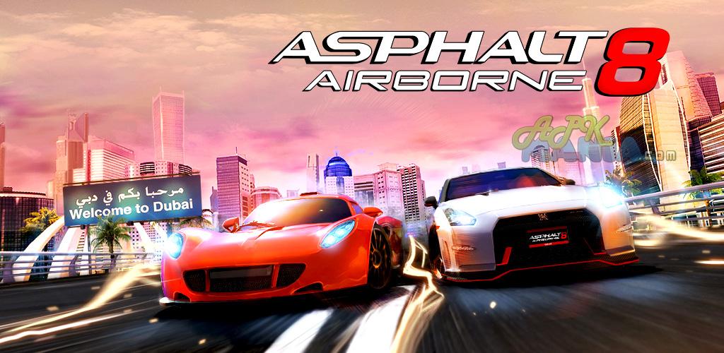 asphalt 8 破解 android