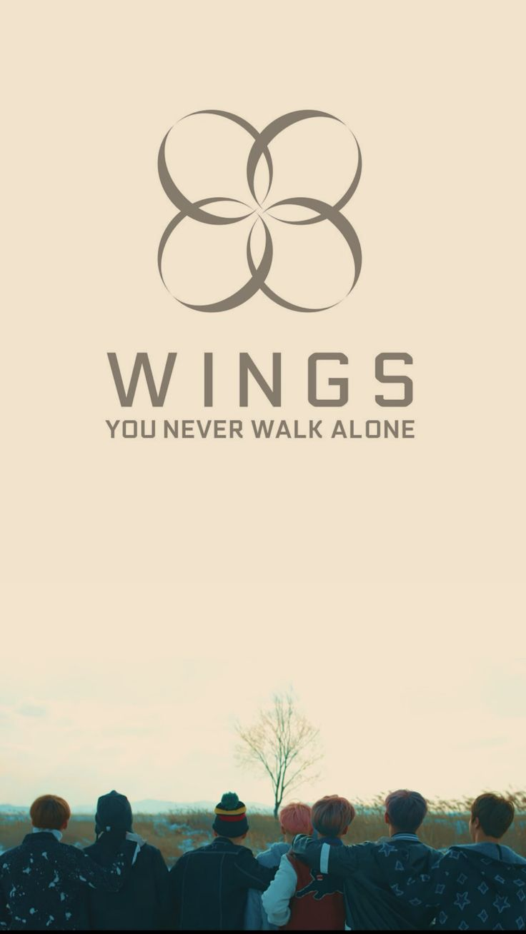Bts you never walk alone lockscreens Tumblr 736x1308