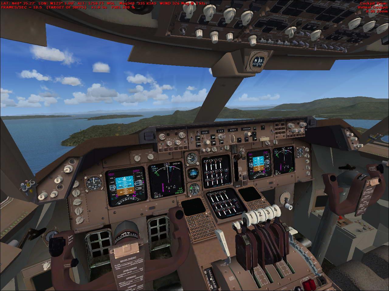... Flight Simulator X video game wallpapers • Wallpaper 75 of 83