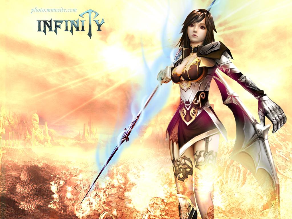 Infinity Online Wallpaper 1024x768