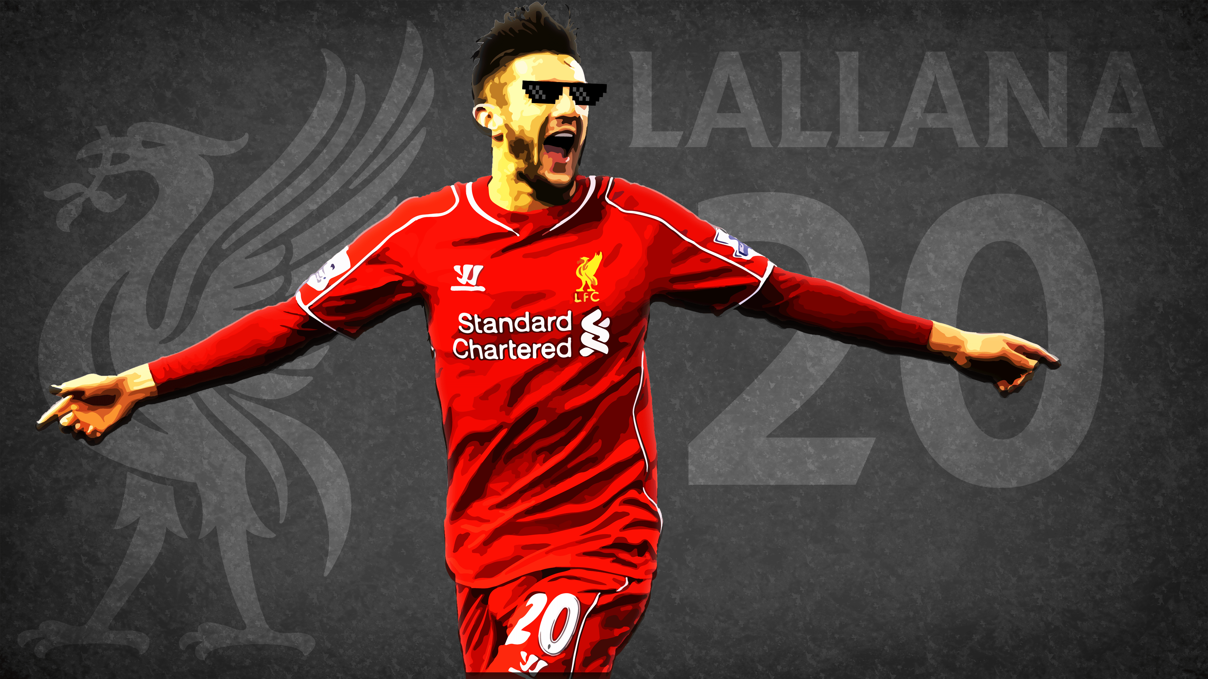 Liverpool Wallpapers 2017 3840x2160