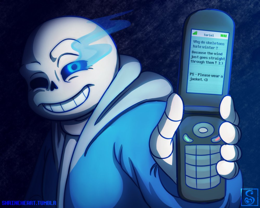 Sans wallpaper undertale wallpapersafari for Deviantart wallpaper