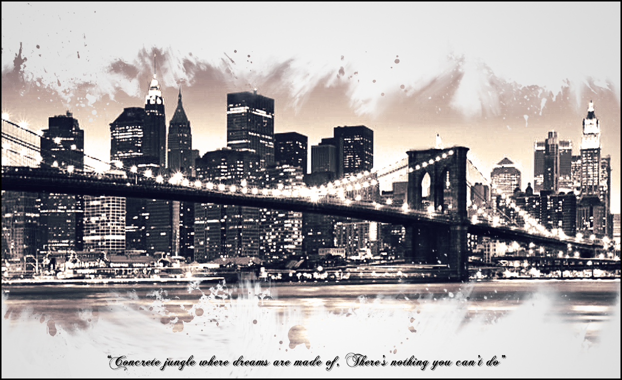 New York Desktop Background by RCDezine 1246x762