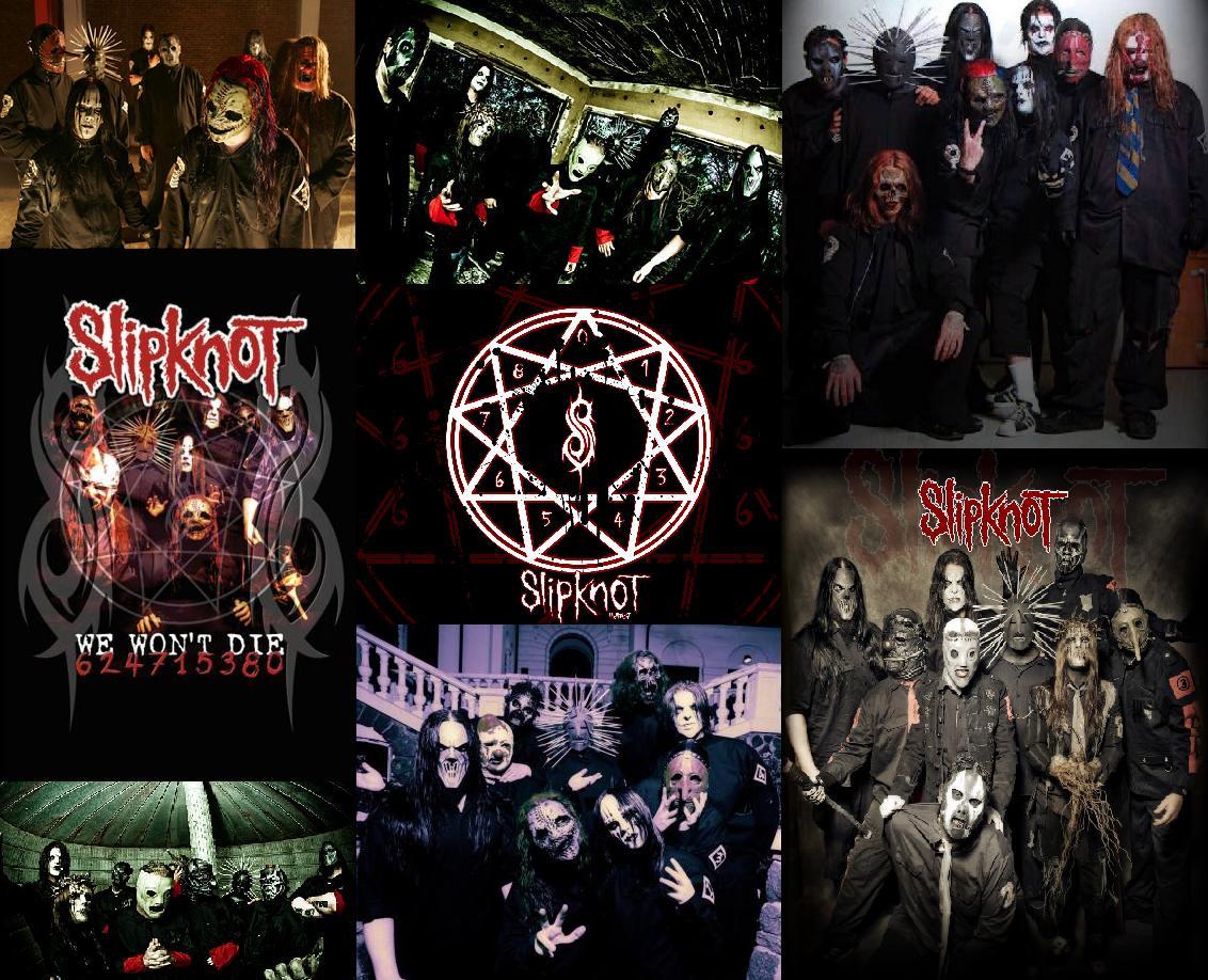 Slipknot 2015 Wallpapers 1132x918