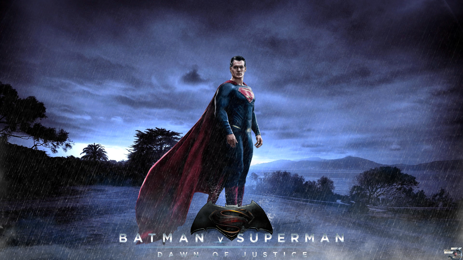 Batman V Superman Dawn Of Justice Superman 1920x1080