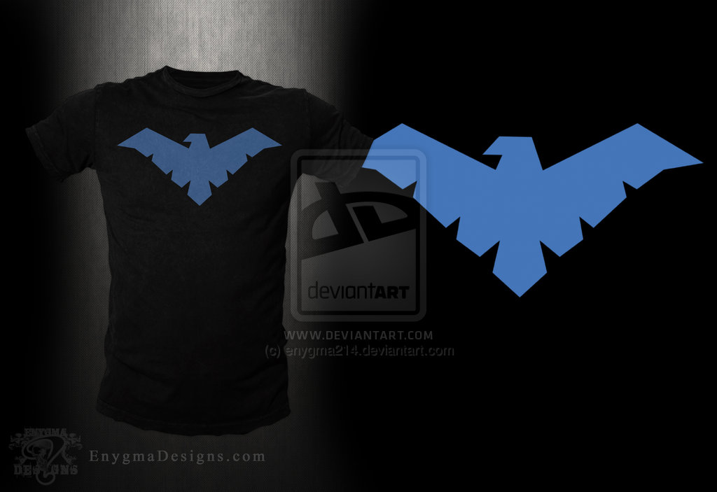 Nightwing   Young Justice Tee by enygma214 1024x703