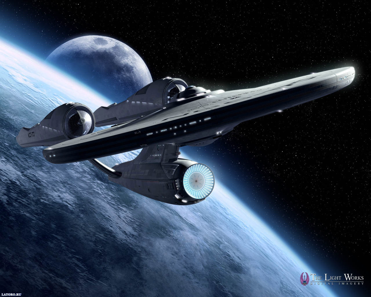 Star Trek Desktop Wallpapers FREE on Latorocom 1280x1024