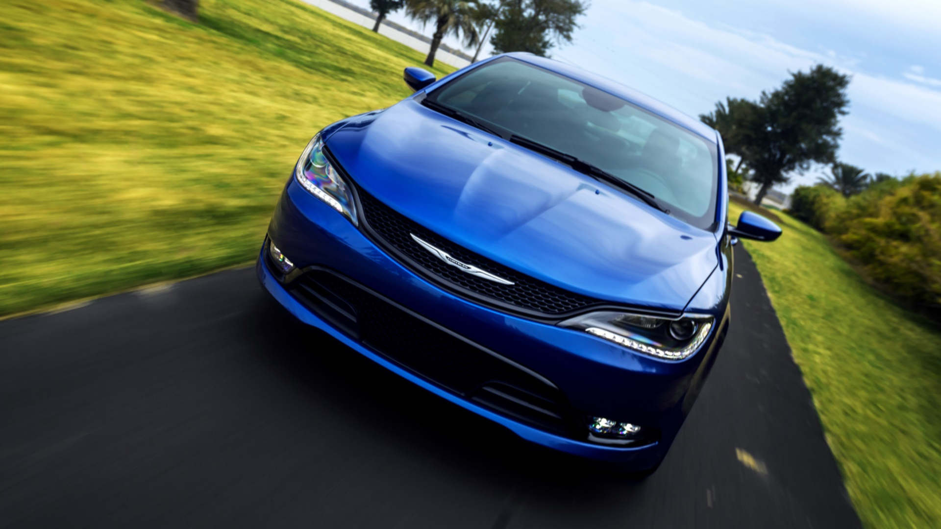 Vehicles   2015 Chrysler 200 Wallpaper 1920x1080
