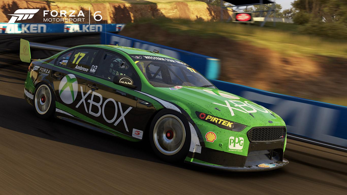 Forza Motorsport 6 Wallpaper in 1366x768 1366x768