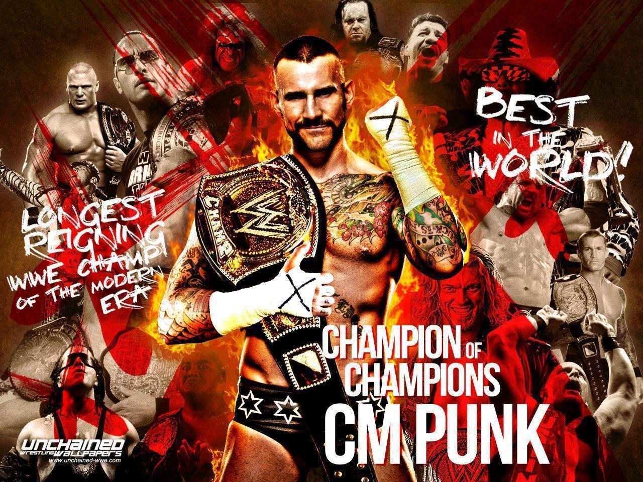 WWE CM Punk Wallpapers 1280x960