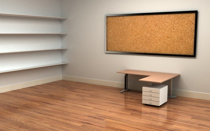 Desk and Shelves Desktop Wallpaper - WallpaperSafari