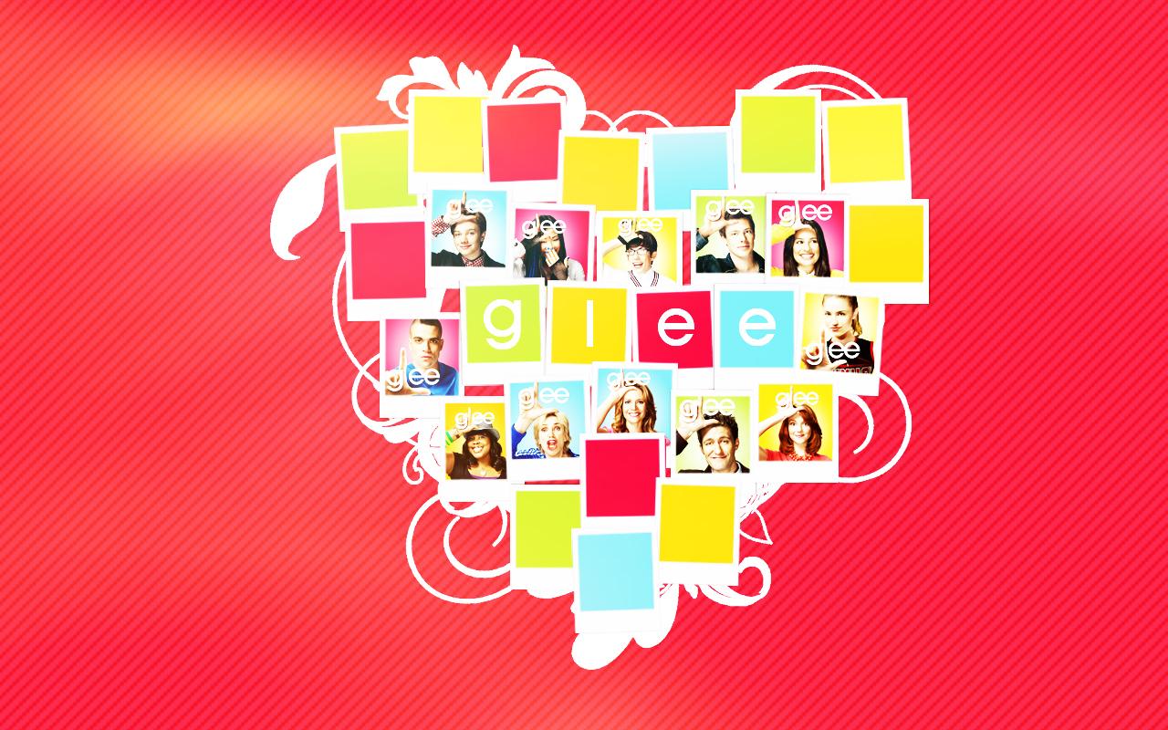 Glee Wallpaper   Glee Wallpaper 10357173 1280x800