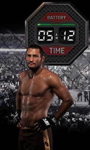 View bigger   Dan Henderson MMA HD Wallpaper for Android screenshot 307x512