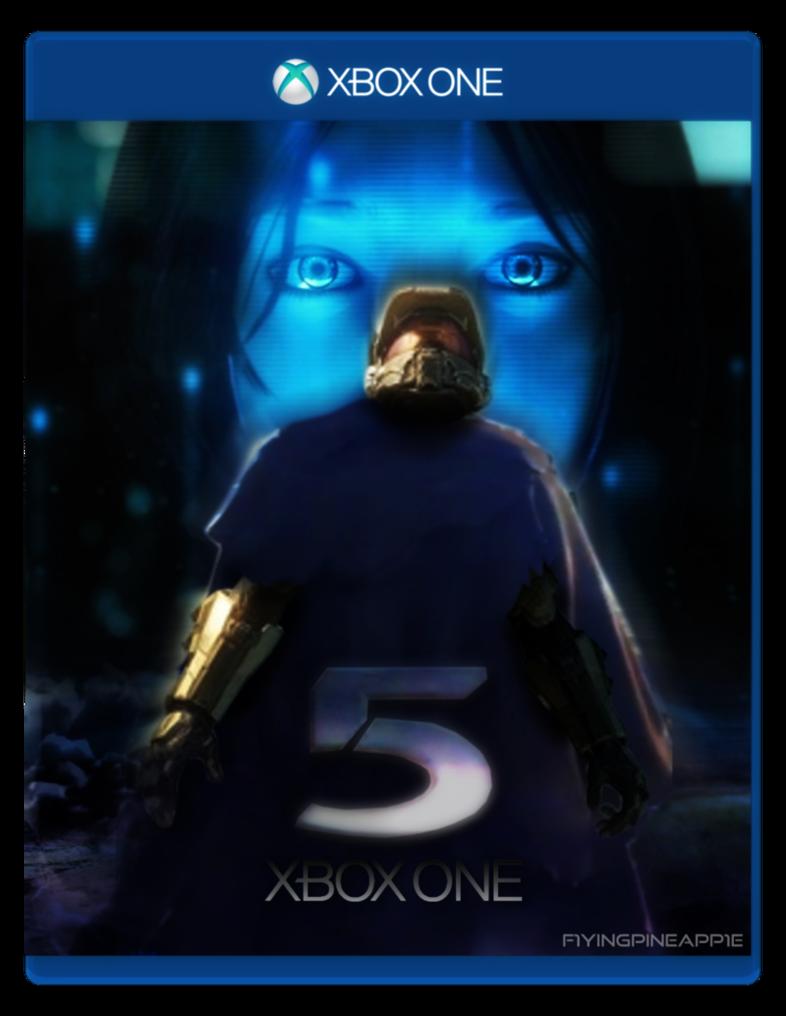 Halo 5 [Xbox One] by F1yingPinapp1e 786x1016