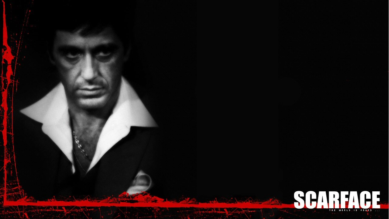 Scarface wallpapers wallpapersafari - Scarface images ...