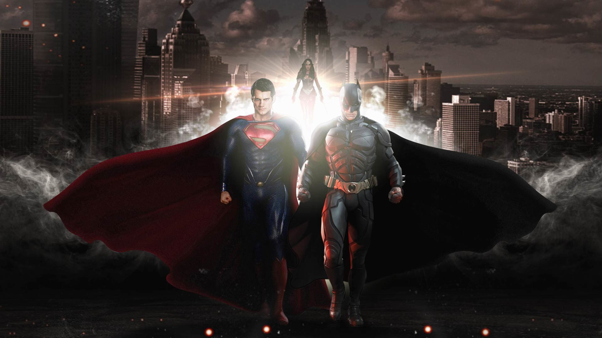 Batman vs Superman 1080p Wallpapers 77 images 1920x1080