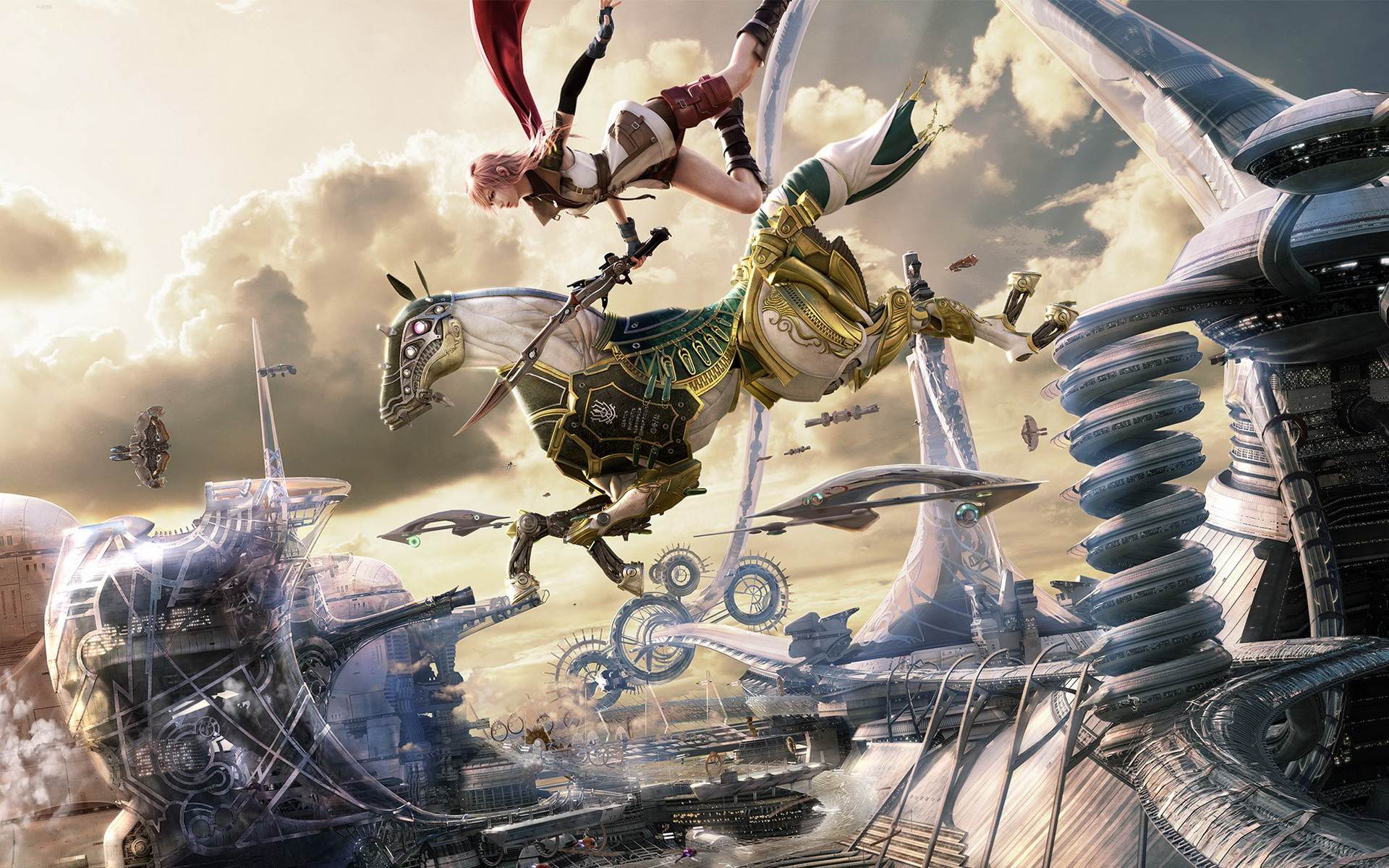 Final Fantasy XIII Wallpapers HD Wallpapers 1920x1200