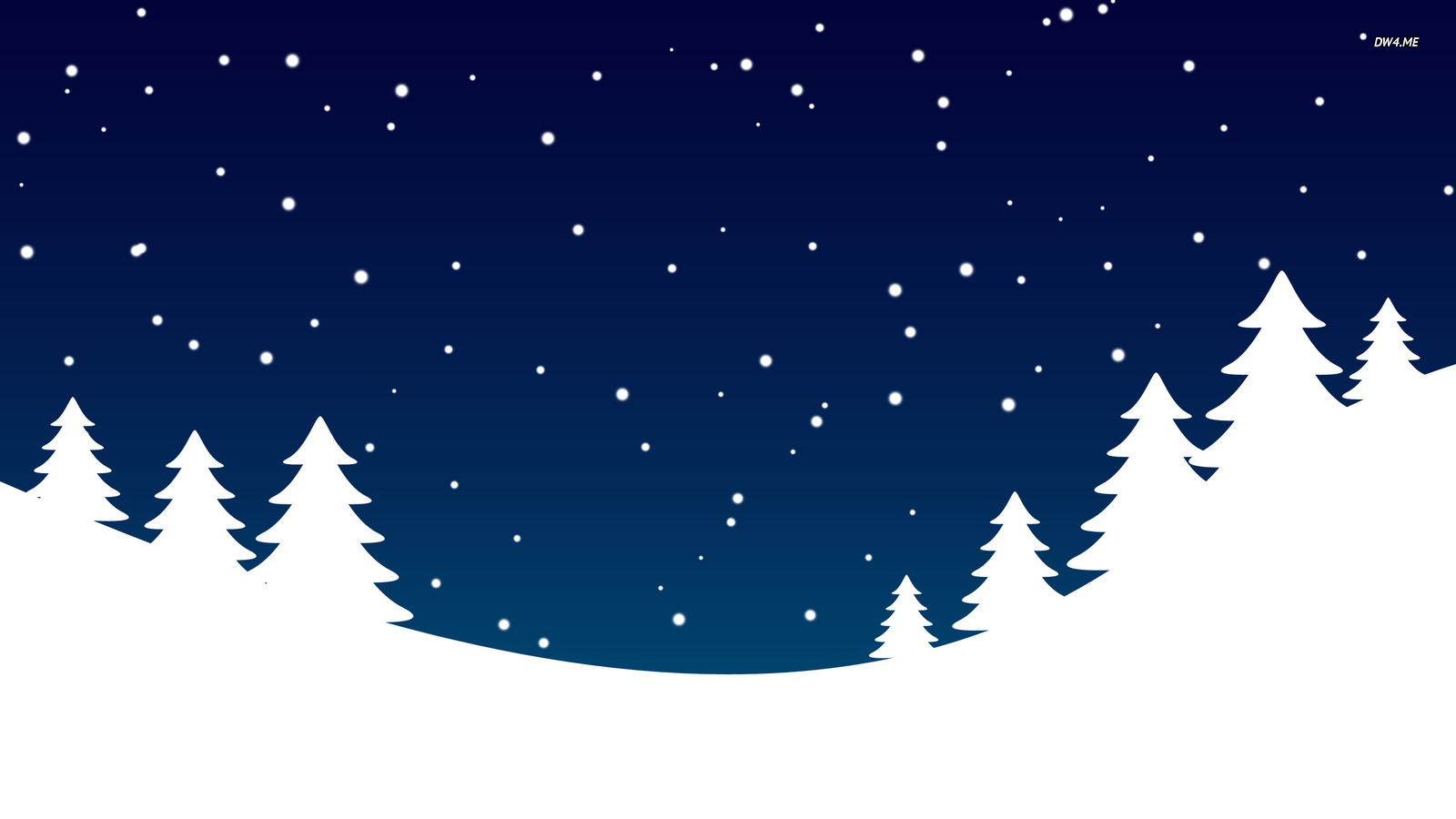 Cartoon Winter Wallpaper - WallpaperSafari