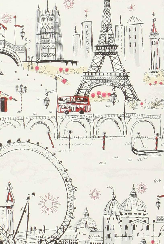 Decoration De Chambre Theme Paris 48+] paris theme wallpaper on wallpapersafari
