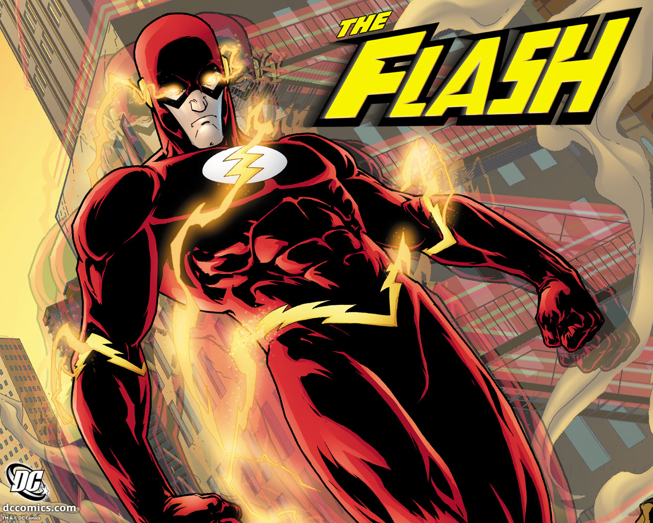 Papel de Parede The Flash Wallpaper para Download no Celular ou 1280x1024