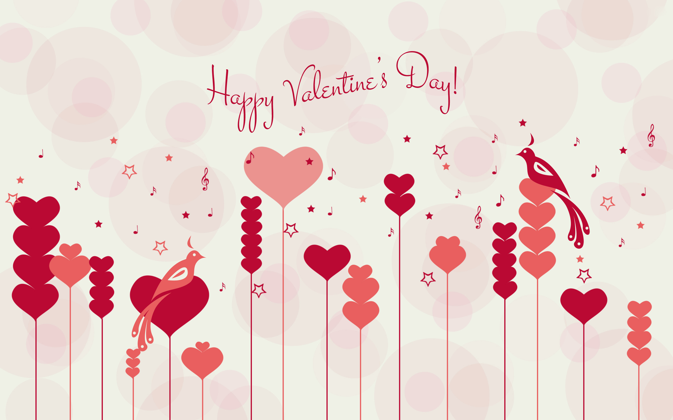 Valentines Day Wallpapers HD 2560x1600