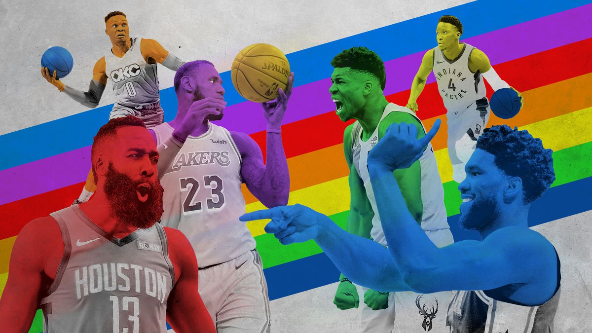 Picking the 2019 NBA All Star Teams   The Ringer 1200x675
