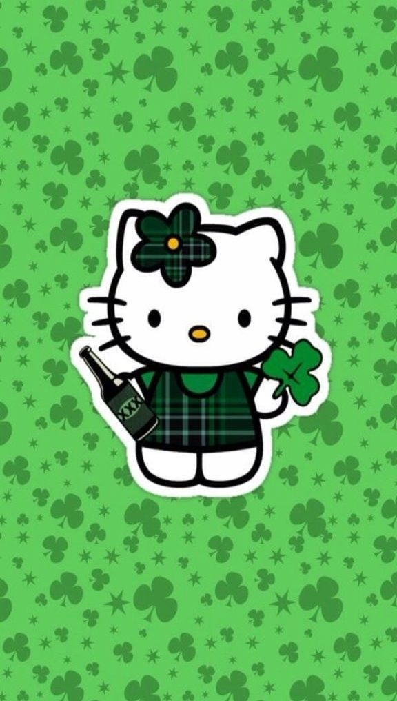 Best 10 Iphone Wallpapers for St Patricks Day 2020   Do It Before Me 576x1016