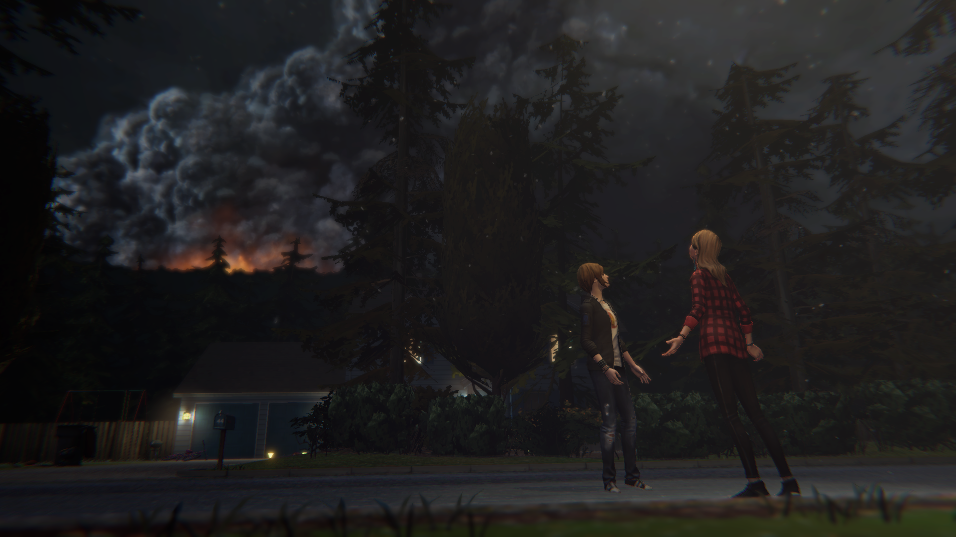 Life Is Strange Before the Storm Episode 2 Review   Reality in 1920x1080