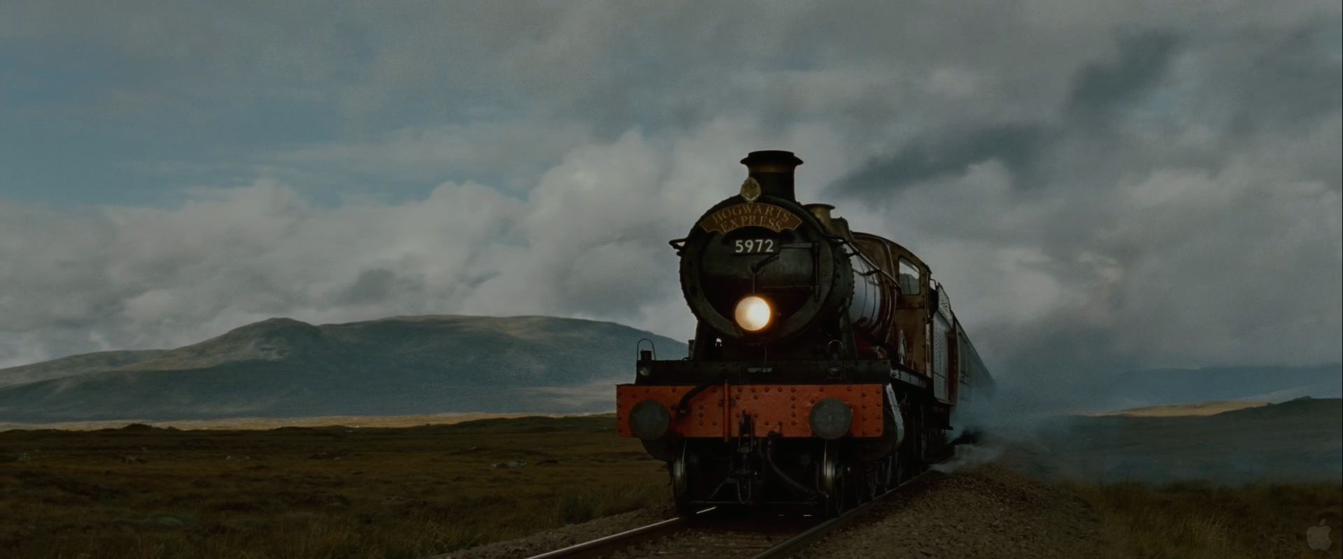 Hogwarts Express Harry Potter and the Deathly Hallows Wallpaper 1920x800
