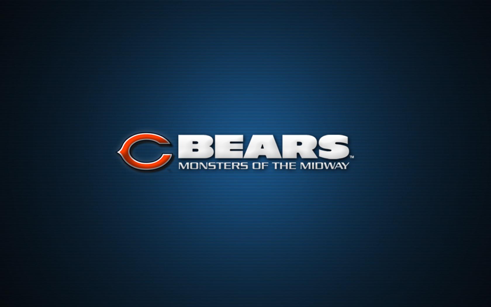 Chicago Bears desktop wallpaper Chicago Bears wallpapers 1680x1050