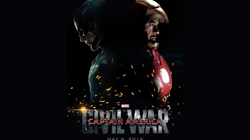 Captain America Civil War 2016 HD Wallpaper - WallpaperFX