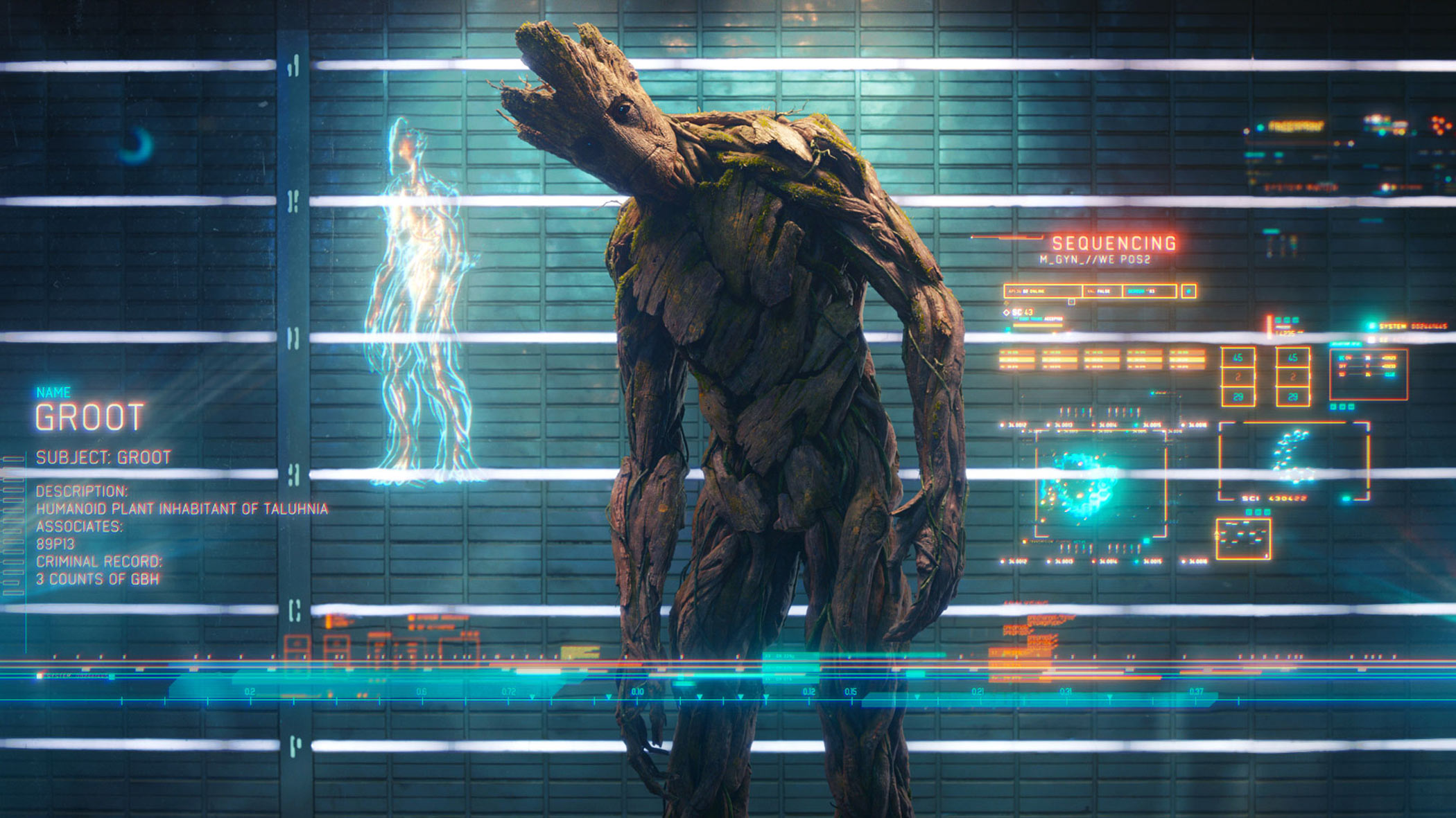 By Stephen Comments Off on Guardians Of The Galaxy Groot Wallpapers 2100x1181
