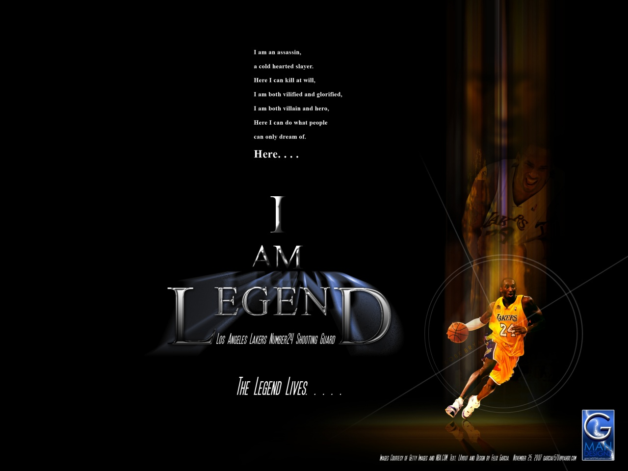 am Legend Wallpapers   8055 1280x960