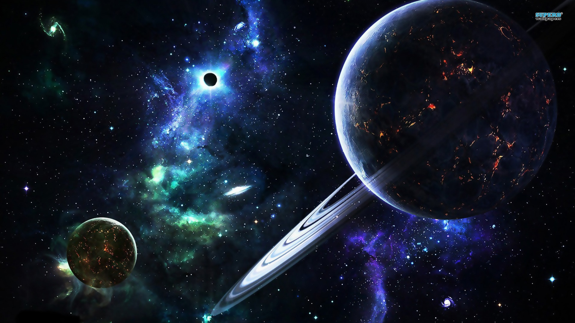 Galaxies 3D Windows 81 Theme and Wallpapers All for Windows 10 1920x1080