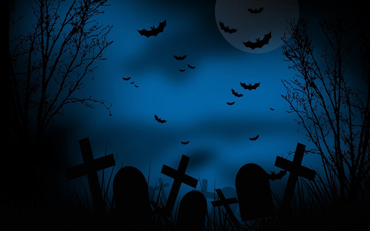 Halloween Backgrounds   Wallpapers 1280x800
