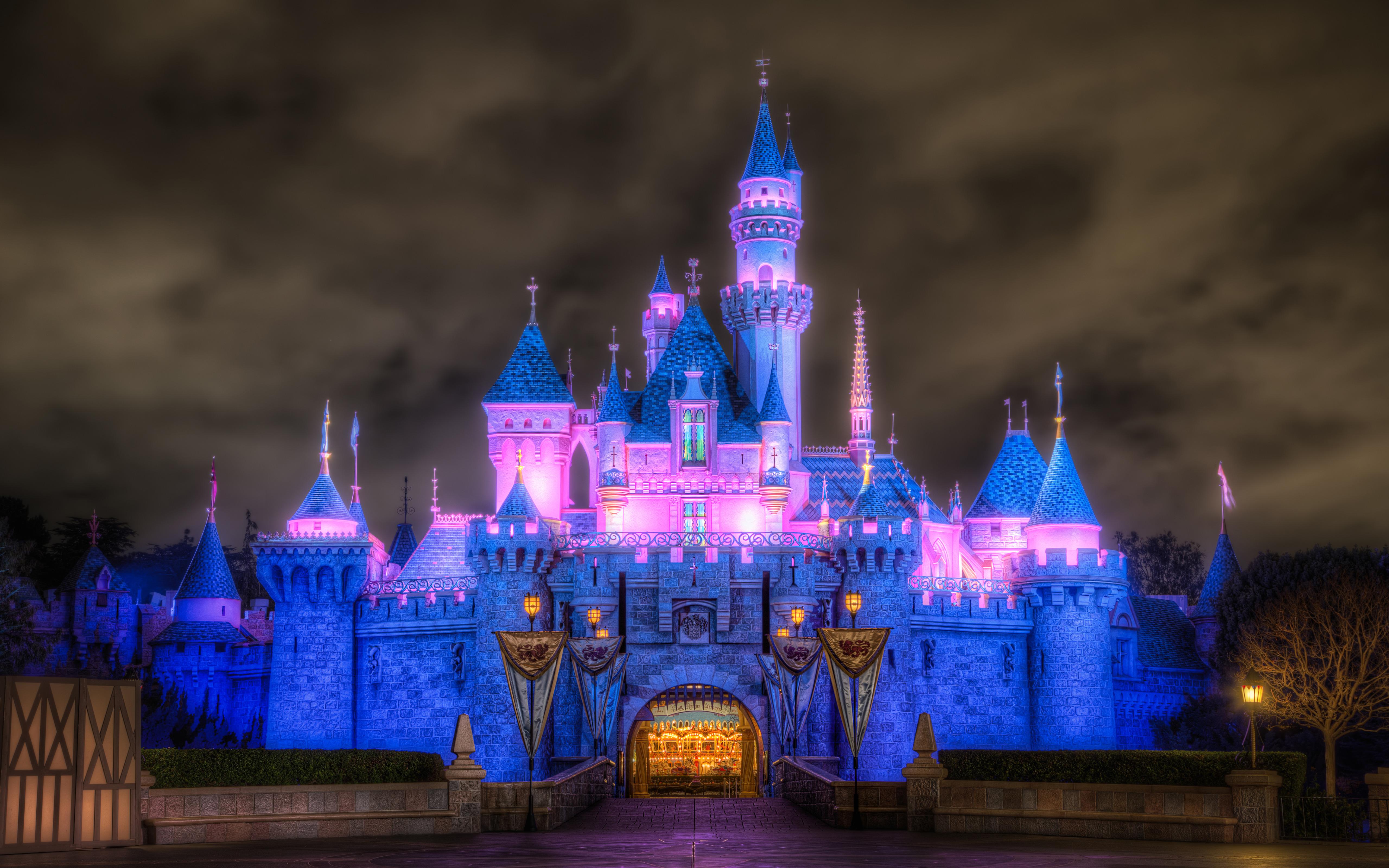 Free Download Download Sleeping Beauty Castle At Night Disneyland Wallpaper 5119x3200 For Your Desktop Mobile Tablet Explore 73 Disneyland Wallpaper Disney World Wallpaper Free Disney Desktop Wallpaper Background Disney