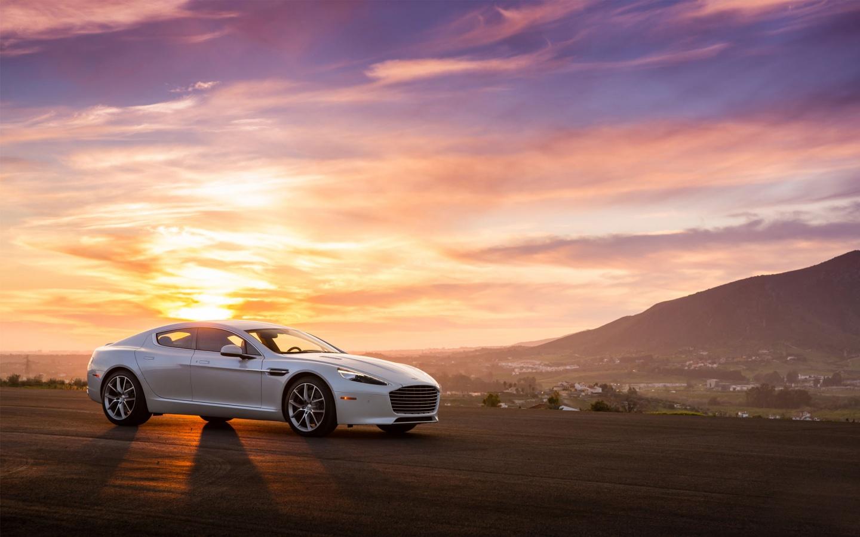 2014 Aston Martin Rapide S Wallpaper HD Car Wallpapers 1440x900