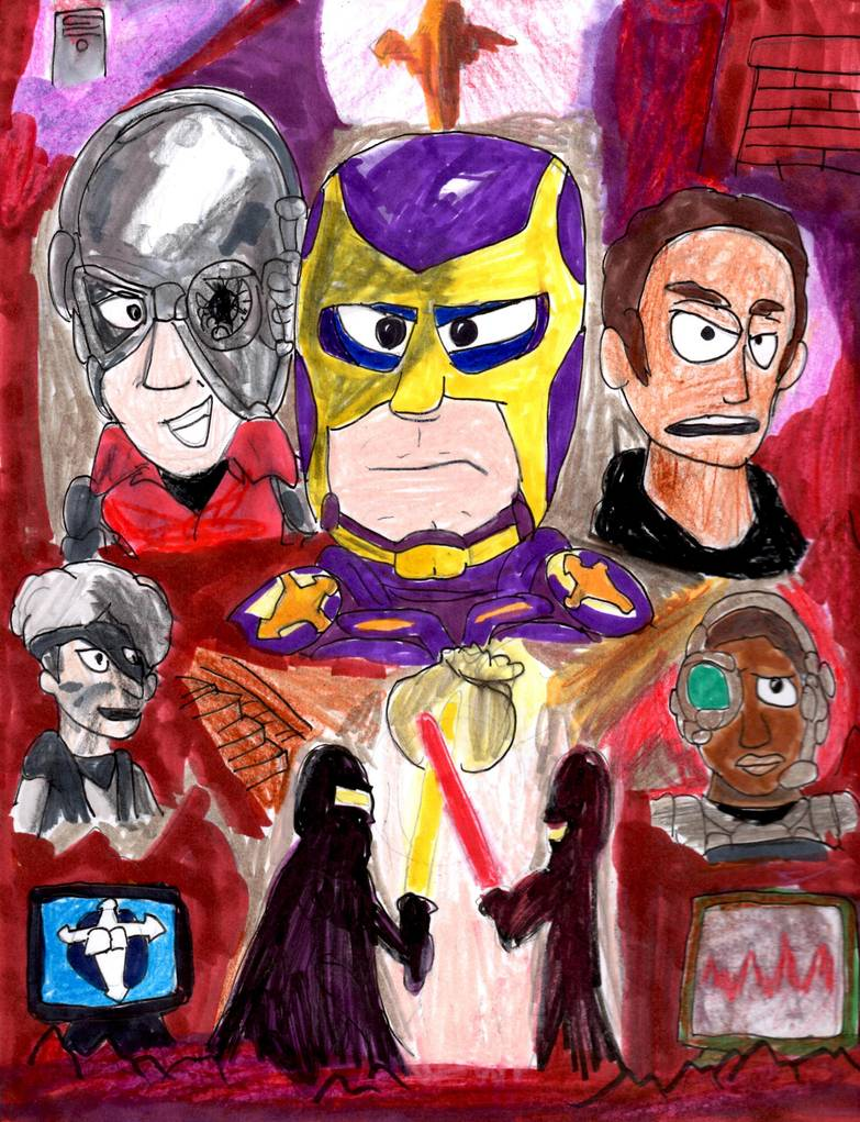 Bibleman Conquering the Wrath of Rage by SonicClone 783x1021