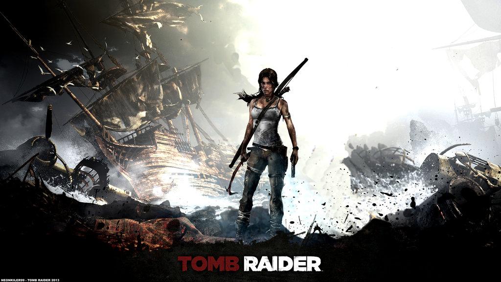 tomb raider 2013 wallpaper hd