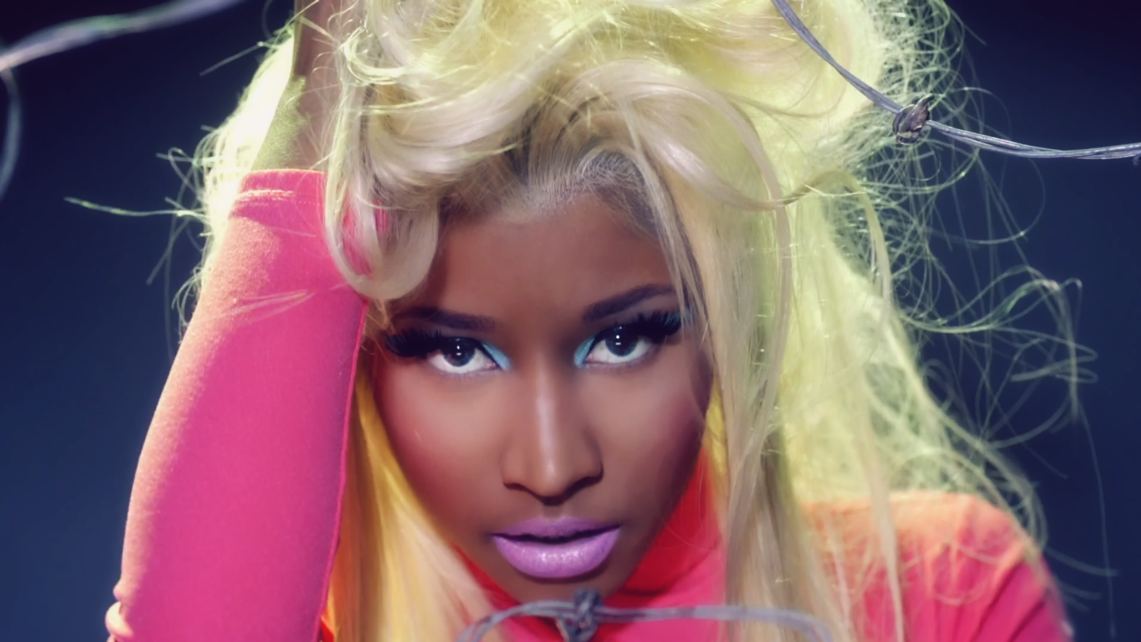 Download Nicki Minaj Look background for your phone iPhone android 1600x900