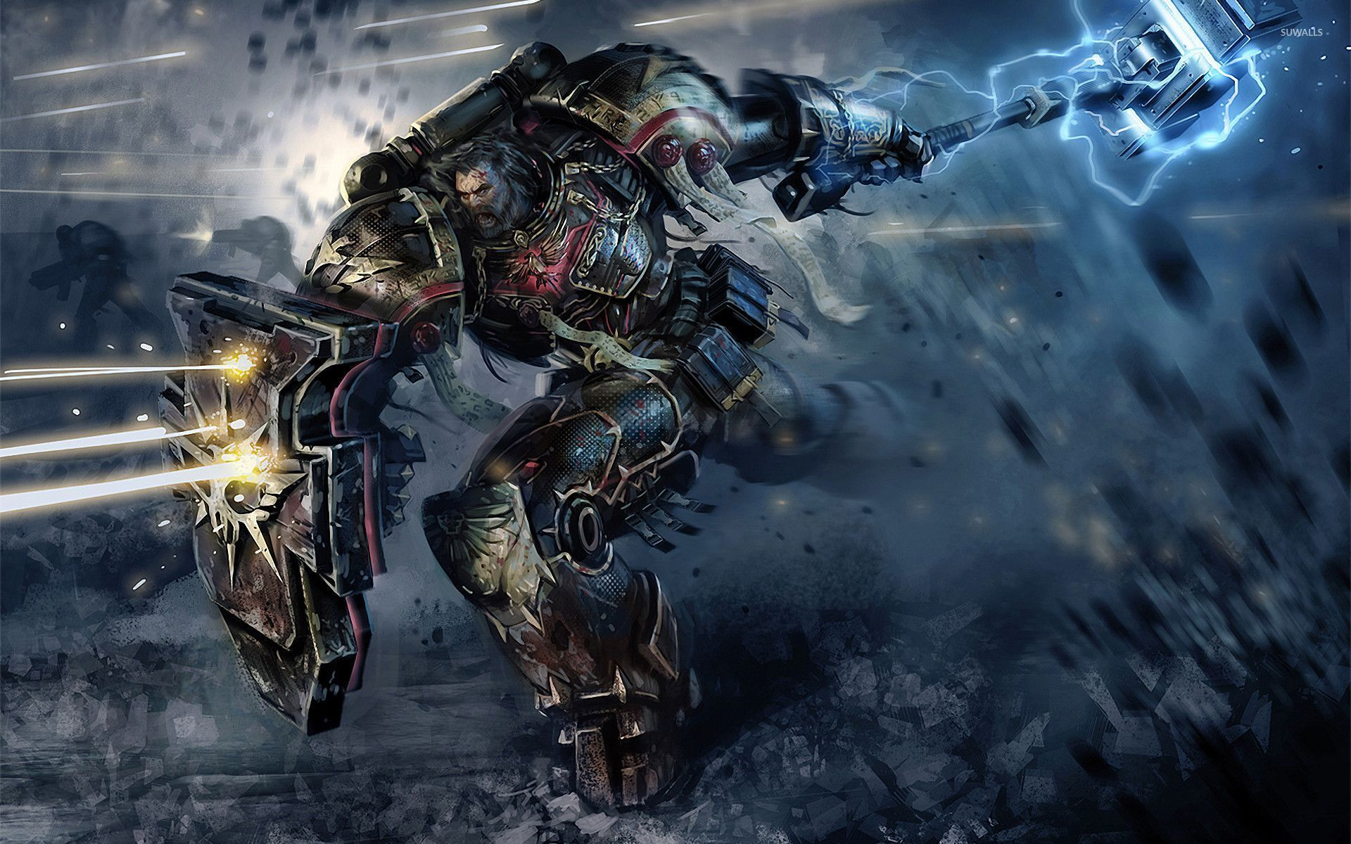 warhammer 40k wallpaper 1920x1200 wallpapersafari