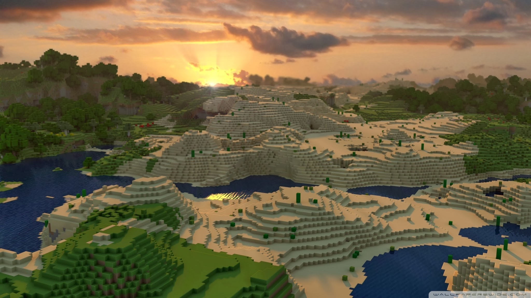 2048X1152 MINECRAFT WALLPAPER image galleries   imageKBcom 2048x1152