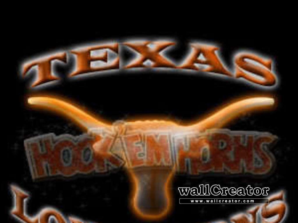 texas longhorn computer wallpaper wallpapersafari
